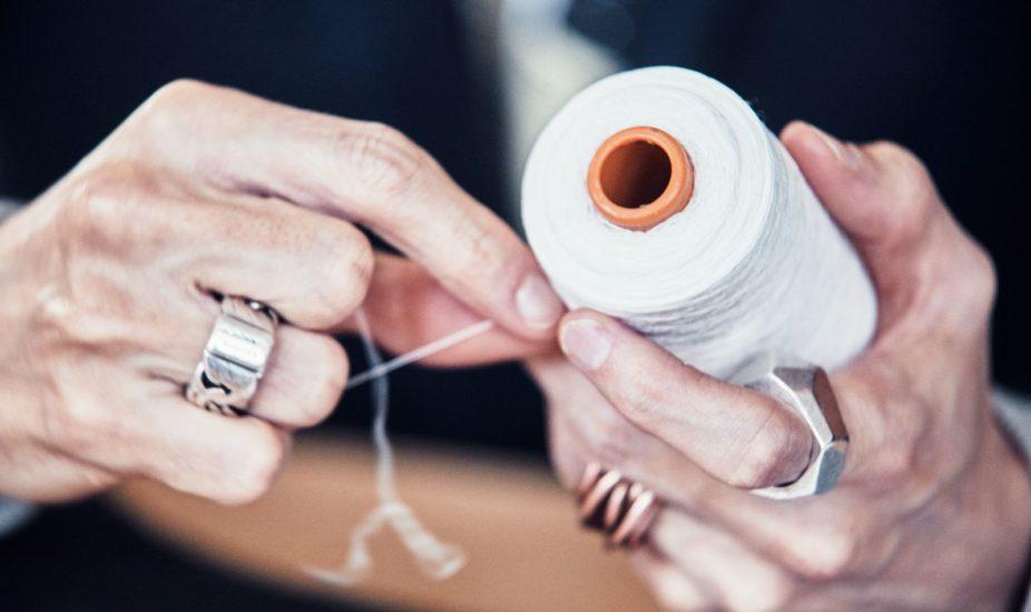 resortecs thread spool_by H&M foundation